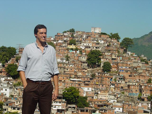 rodrigo e favela