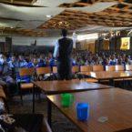 Filme é exibido para 400 crianças no Quênia